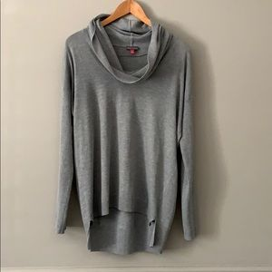 Vince Camuto cowl neck sweater tunic